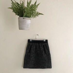 Loft straight skirt